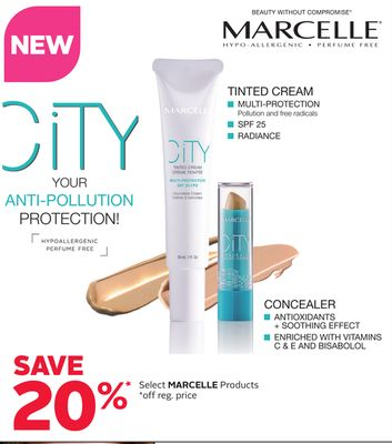 Select Marcelle Products