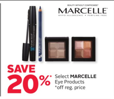 Select Marcelle Eye Products