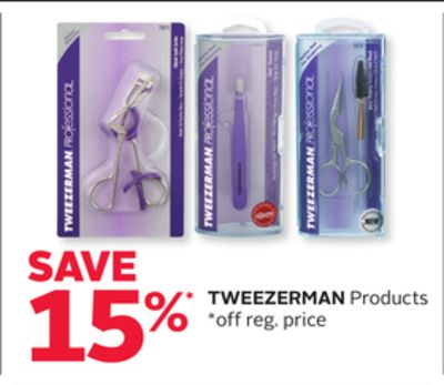 Tweezerman Products