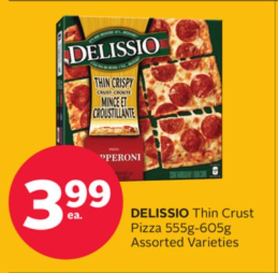 how to cook a delissio pizza