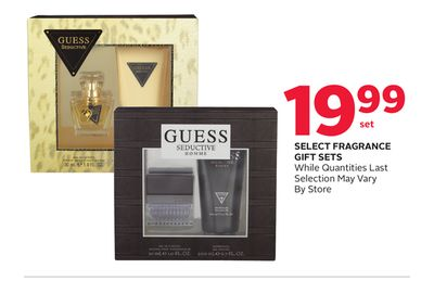 Guess Select Fragrance Gift Sets