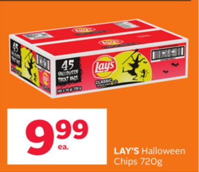 Lay's Halloween Chips