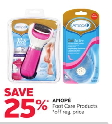 Amope Foot Care Products