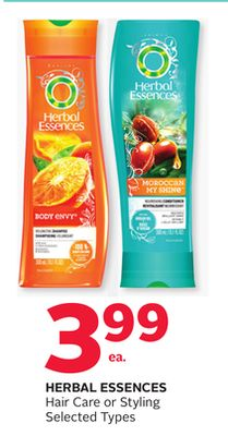 Herbal Essences Hair Care or Styling