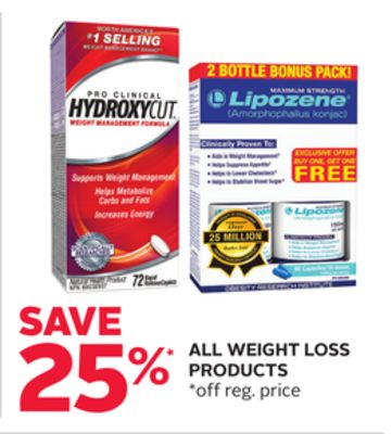 All Weight Loss Products