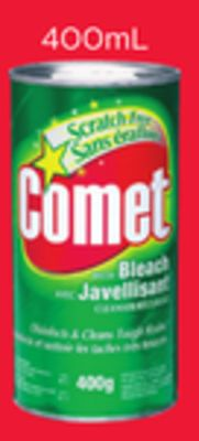 Comet Bleach Cleaner