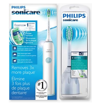 Sonicare Essence Plus Power Toothbrush