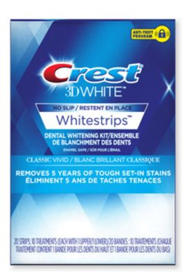 Crest Whitestrips Classic