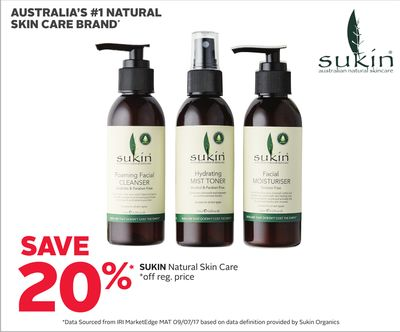 Sukin Natural Skin Care