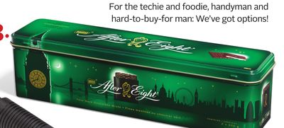 After Eight London Skyline Tin