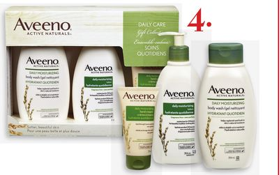Aveeno Everyday Beauty Holiday Pack