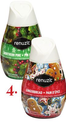 Renuzit Holiday Air Fresheners