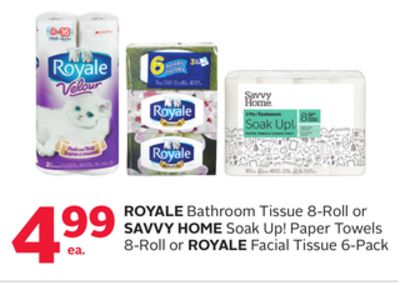 Royale Bathroom Tissue 8