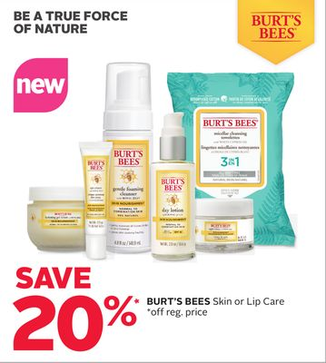 Burt's Bees Skin or Lip Care
