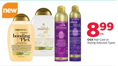 Ogx Hair Care or Styling