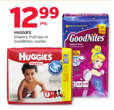 Huggies Diapers - Pull·ups or Goodnites Jumbo