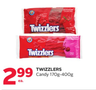 Twizzlers Candy 170g-400g
