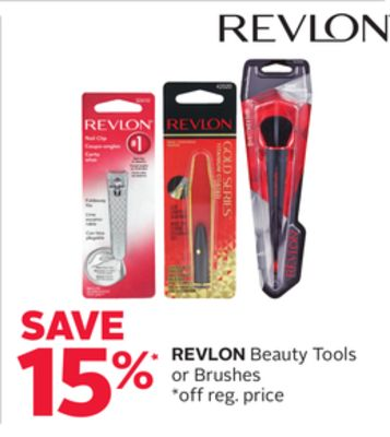 Revlon Beauty Tools or Brushes