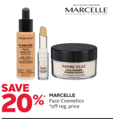 Marcelle Face Cosmetics