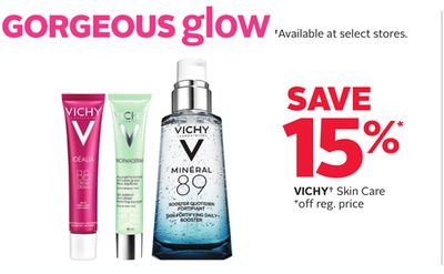 Vichy Skin Care