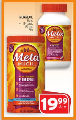 Metamucil Overview. While you do need fiber in your diet, not all fiber supplements are equal. The psyllium fiber used by Metamucil is much more effective than other sources of fiber, with additional health benefits suggested by multiple studies.