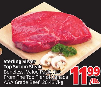 how to cook sterling silver steak