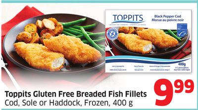 Irresistibles life smart cod or on sale for Gluten free fish breading