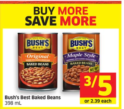 evaluating regulations for bush s baked beans Bush brothers & company is voluntarily recalling certain canned  bush's  best original baked beans 28 ounce with upc of 0  8 august 2018 the  proposed change to public charge rules would assess members of.