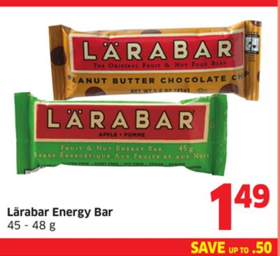 Lärabar Energy Bar 45 - 48 g