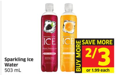 Sparkling Ice Water 503 mL