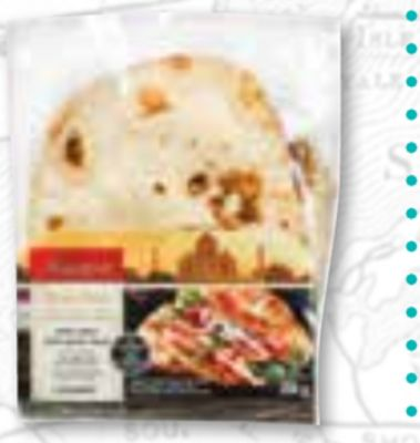 Sensations By Compliments Mini Naan - 200 g