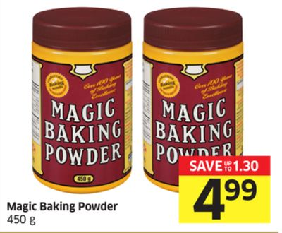 Magic Baking Powder 450 g