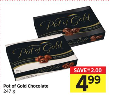Pot of Gold Chocolate 247 g