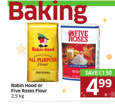 Robin Hood Fruit Cake Mix