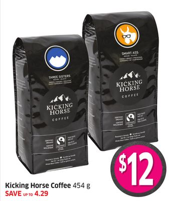 Kicking Horse Coffee 454 g