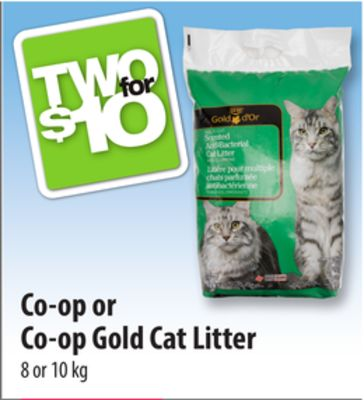 Co Op Dry Cat Food