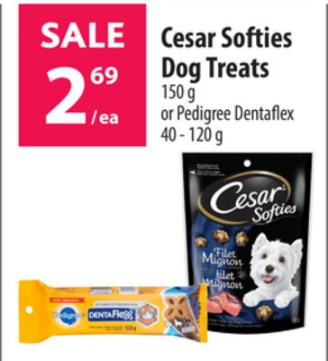 Cesar Softies Dog Treats