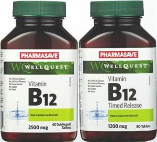 Pharmasave Wellquest Vitamin B12