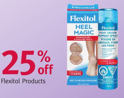 Flexitol Products