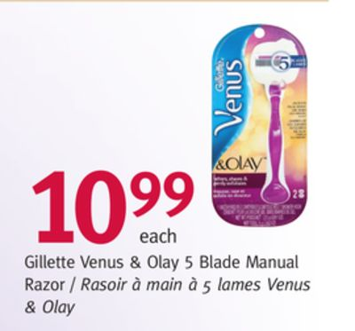 marketing and gillette venus Gillette is considered as the first choice of both male and females  the venus divine razor for women,  gillette is a sports marketing pioneer.