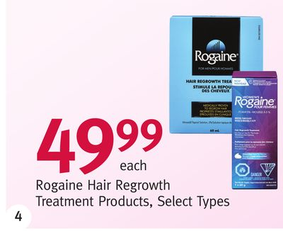 Rogaine Hair Regrowth Treatment On Sale Salewhale Ca