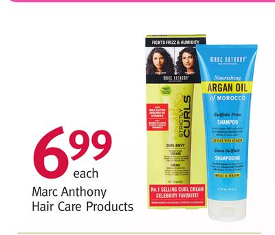 Marc anthony hair care coupons