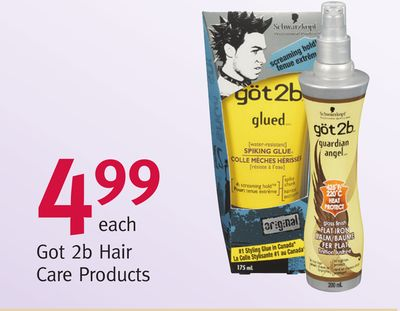 Got 2b Hair Care Products On Sale Salewhale Ca