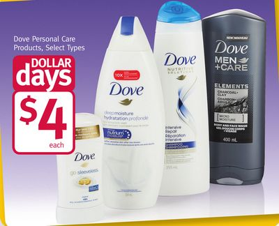 Dove Personal Care Products
