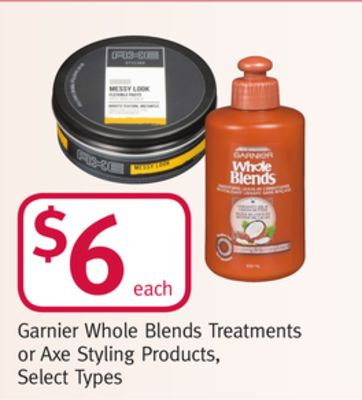 Garnier Whole Blends Treatments Or On Sale Salewhale Ca