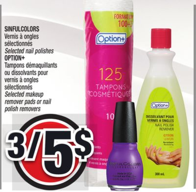 nivea sinfulcolors vernis ongles slectionnsselected nail polishes option tampons dmaquillants ou - Vernis Sinful Colors