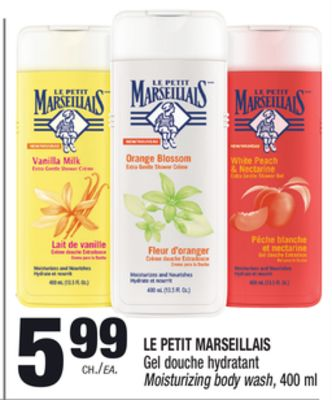 le petit marseillais gel douche on sale. Black Bedroom Furniture Sets. Home Design Ideas