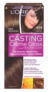 loral casting coloration pour cheveux - Casting Coloration