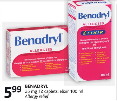 How many mg are in 5 ml of Benadryl - answers.com
