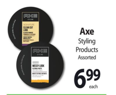 axe hair styling products axe styling products on salewhale ca 3992 | axe styling products